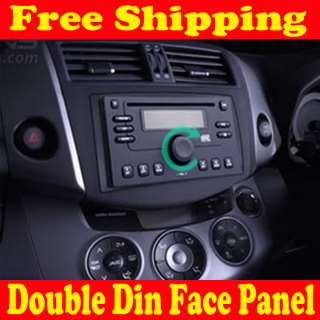 Detachable Dummy Face Panel for the Security of 2 Din 7 Car DVD