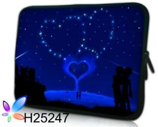 17 Inch Lover 17.3 Soft Laptop Netbook Bag Sleeve Case Cover For HP