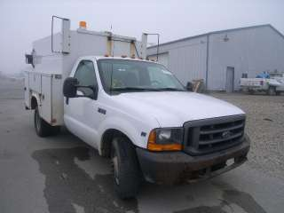 SERVICE BODY, FIT ON YOUR TRUCK OFF A 2000 FORD F 350