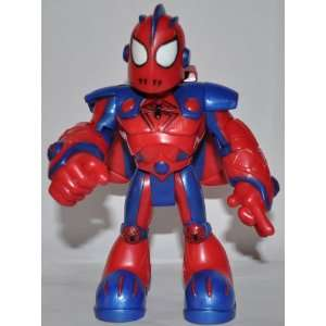 com Space Explorer Spiderman & Helmet & Jetpack Spider Man & Friends