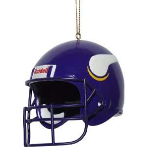 Pack of 3 Officially Licensed NFL Football Minnesota Vikings 3 Helmet
