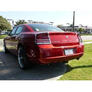 DODGE Charger (G Style) 06 09 Insert Accents Taillight Cover