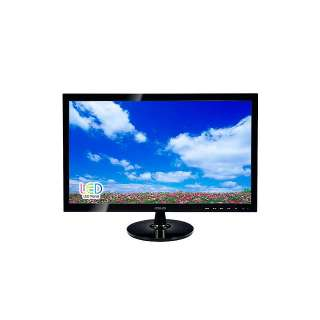 ASUS VS208N P 20 20inch WideScreen DVI VGA FLAT PANEL LED LCD