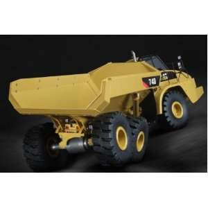Wedico RC Caterpillar 740   Articulated Dumper Truck 1/14