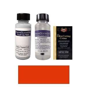 1 Oz. Competition Orange Paint Bottle Kit for 2012 Ford