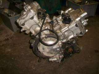 00 Honda VFR 800 Fi Interceptor Engine Motor Runs Great