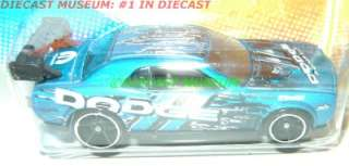 2011 DODGE CHALLENGER DRIFT CAR HOT WHEELS DIECAST