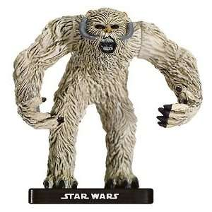 Star Wars Miniatures Rampaging Wampa # 51   Alliance and