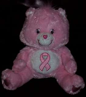This is the wonderful Pink Power Care Bear limited edition from 2008