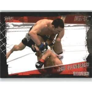 2010 Topps UFC Trading Card # 111 Jake Ellenberger (Ultimate