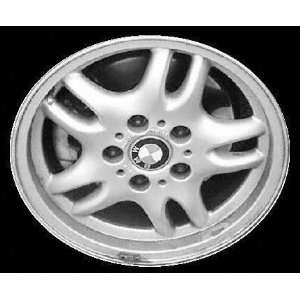 BMW Z3 ALLOY WHEEL RIM 16 INCH, Diameter 16, Width 7 (5 DOUBLE SPOKE