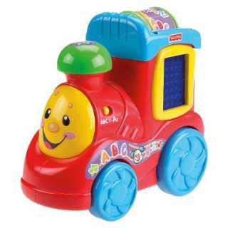 New Toy Fisher Price Laugh & Learn ABC Train 6 12 Month