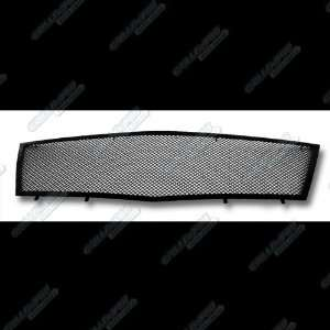 2008 2012 2011 Cadillac CTS Black Stainless Steel Mesh Grille Grill