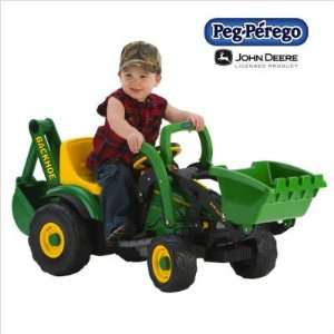 Peg Perego John Deere Construction