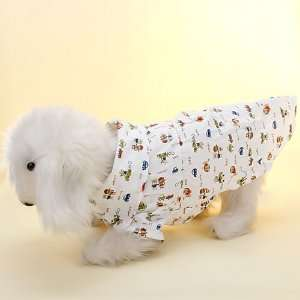 Pet Dog Clothes Puppy Apparel Shirt M