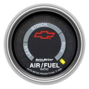Meter Sport Comp Digital Chevy Bowtie Series Gauges Gauge, Sport Comp