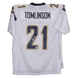 LaDainian Tomlinson San Diego Chargers Autographed Reebok