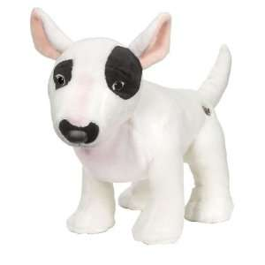 Webkinz Plush Stuffed Animal Bull Terrier Toys & Games