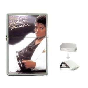 Michael Jackson Thriller Flip Top Lighter Sports
