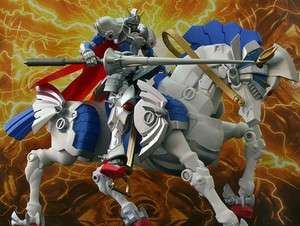 Banpresto SCM S.C.M EX Knight Gundam PVC super action figure FULL set