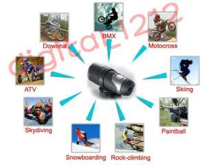 Outdoor Waterproof Spy Sports Camera mini DVR Bike 18