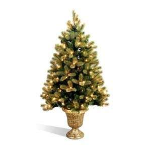 Feel Real Downswept Douglas Fir Entrance Tree with Clear