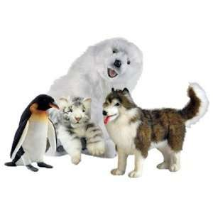 Arctic Stuffed Animal Collection IV Toys & Games