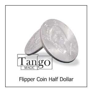 Flipper Coin   Half Dollar, Magnetic