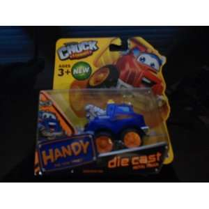 Tonka Chuck & Friends ~ Handy The Tow Truck ~ Die Cast