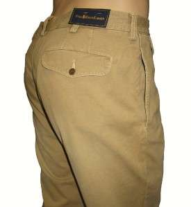 SEASON POLO RALPH LAUREN MENS COTTON SLIM GI FIT CHINO PANTS