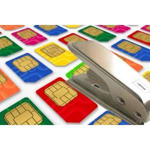 TsirTech Micro Sim Card Adapter With Two Adapters + Your