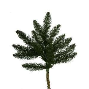PVC Christmas Spray   Green   Camdon Fir   21 Tips   Vickerman A861003