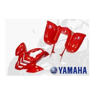 Yamaha ATV YFM660R Raptor Front Fender, Blue Automotive