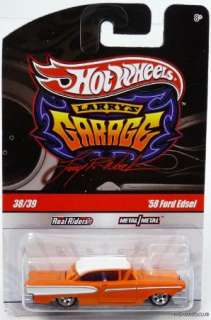 HOT WHEELS 58 FORD EDSEL LARRYS GARAGE #T0411 NRFP ~09 027084801484