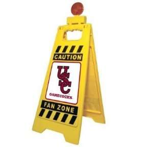 South Carolina Fighting Gamecocks 29 inch Caution Blinking Fan