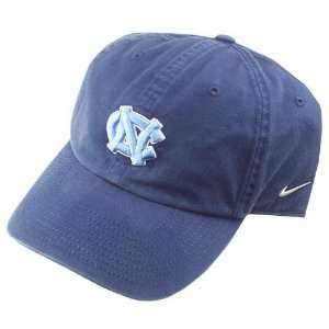 Nike North Carolina Tar Heels (UNC) Navy Tailback Hat