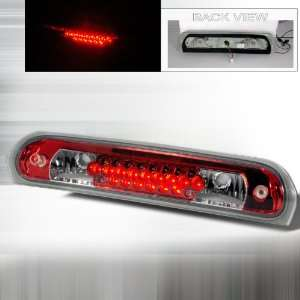 2002 2008 Dodge Ram Led 3rd Brake Light Red Automotive