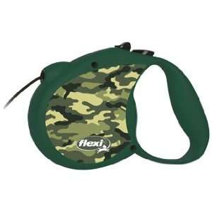 Flexi 16 Retractable Dog Leash Camo   Large Everything