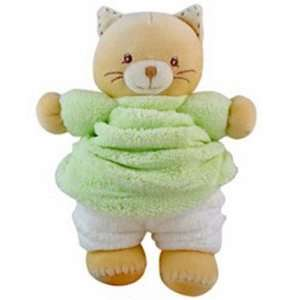 Plume Floppy Mint Kitty Cat Plush Baby Toy Toys & Games