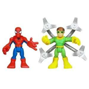 Spider Man Two Pack Figure Series 01   Spider Man 2 & Doc