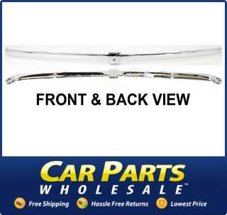 Trim Chrome Chevy S10 Pickup Chevrolet Blazer 2004 2003 Auto 12470331
