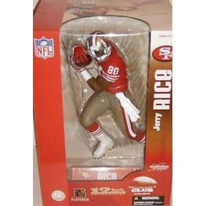 McFarlane NFL 12 inch Jerry Rice San Francisco 49ers
