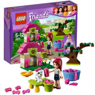 NEW 2012 LEGO FRIENDS 3934 MIAS PUPPY HOUSE *NIB,GREAT FIND,NEW LEGO