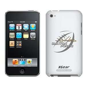 Clinton Portis Football on iPod Touch 4G XGear Shell Case