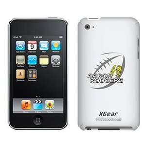 Aaron Rodgers Football on iPod Touch 4G XGear Shell Case