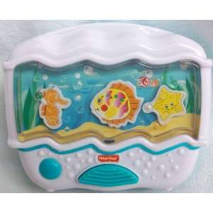 Mcdonald Happy Meal Toy, Fisher Price Ocean Wonders Baby Crib Aquarium
