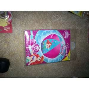 Disney Princess The Little Mermaid Ariel Beach Ball Toys & Games