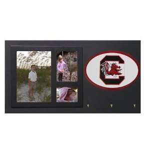 South Carolina Gamecocks USC NCAA Key Holder With Picture