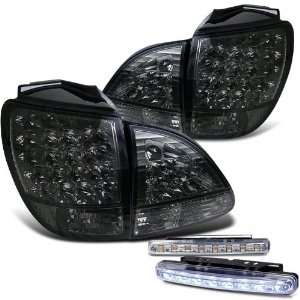 Eautolight 01 03 Lexus Rx300 LED Tail Lights + LED Bumper