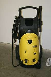 KARCHER CLASSIC COLD WATER PRESSURE WASHER